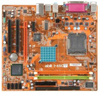 Abit IT7E motherboard
