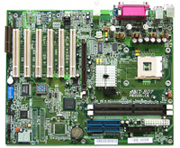 Abit BE7-B motherboard