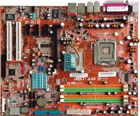 Abit AA8XE Fatality motherboard