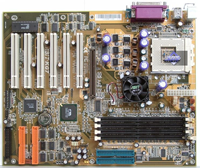 Abit KR7A motherboard