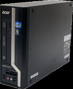 Acer Veriton X6630G-xxx Serie desktops