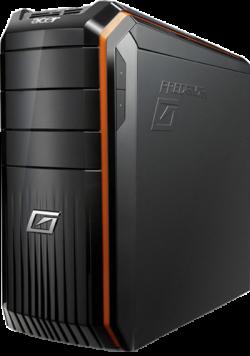 Acer Aspire Predator G7700 Rookie III desktops