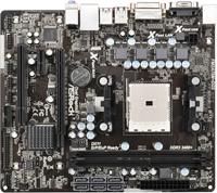 AsRock FM2A88X+ BTC motherboard