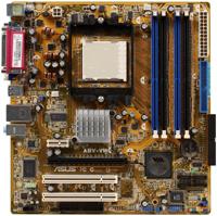 Asus A8V-MQ motherboard