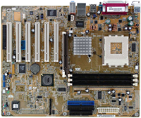 Asus A7V266-E/AA motherboard