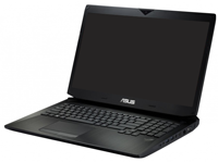 Asus G750 Notebook Serie
