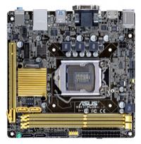 Asus H81-Gamer motherboard