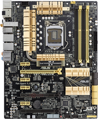 Asus Z390-E Gaming Strix ROG motherboard
