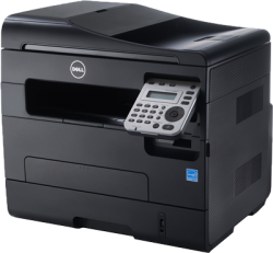 Dell Laser Printer 1720 drucker