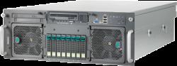 Fujitsu-Siemens Primergy BX660 server