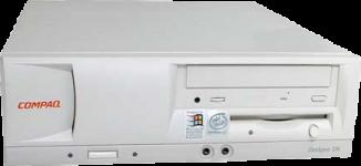 HP-Compaq Deskpro Desktop Serie