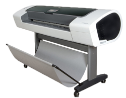 HP-Compaq DesignJet 5500UV drucker