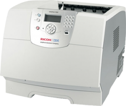 IBM-Lenovo Infoprint Color 1464N drucker