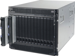 IBM-Lenovo BladeCenter HS23E (8038-xxx) server