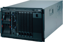 IBM-Lenovo EServer XSeries 130 (8654 2GB Max) server